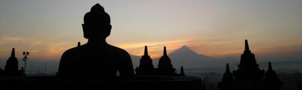 Borobudur-Dawn